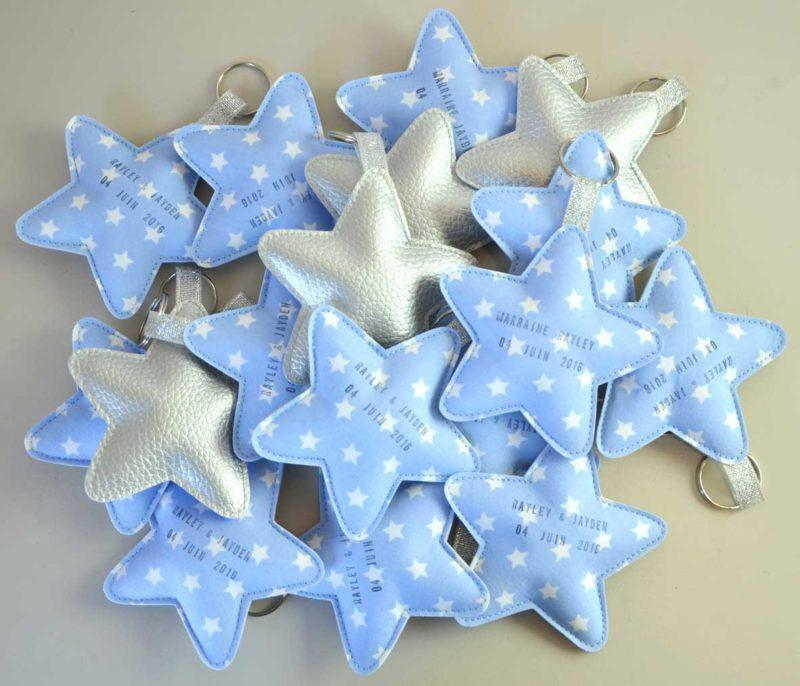 porte-clés étoile